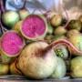 Арбузная редька: принципы выращивания и уход