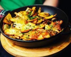 Не весь картофель «на одно лицо». Выбираем правильные сорта картофеля для жарки